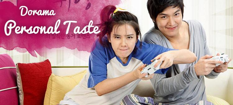 Personal Taste  – Love Doramas #1