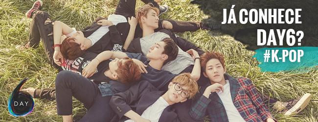 DAY6 – A nova banda de Kpop da JYP