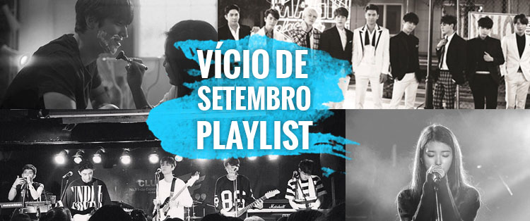 Vício de Setembro – Playlist