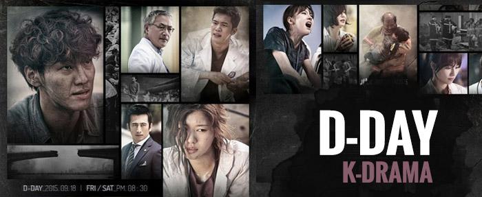 D-Day – K-drama