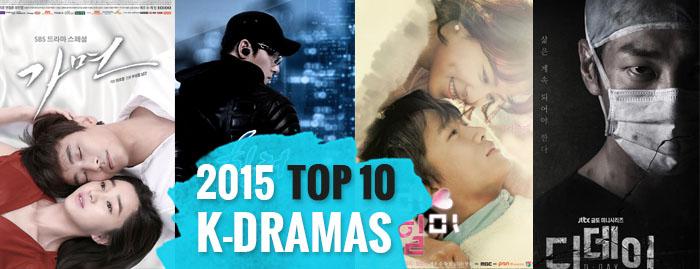 TOP 10 Dramas Coreanos de 2015
