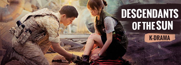 Descendants of The Sun – K-Drama