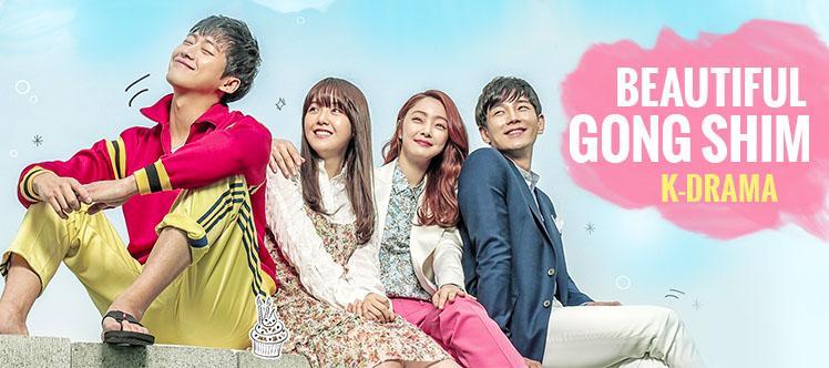 Beautiful Gong Shim – K-Drama