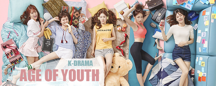 Age of Youth – K-Drama
