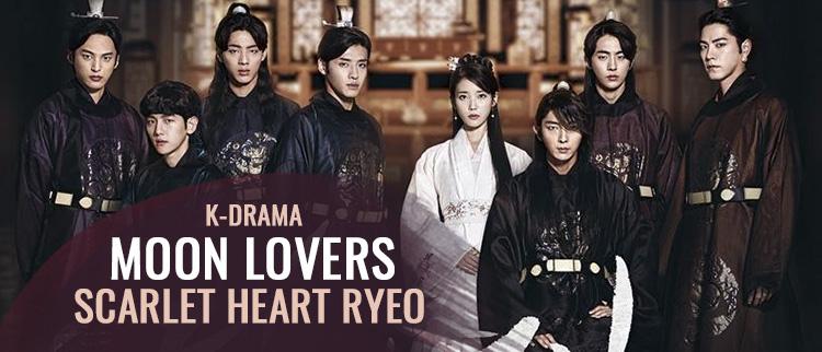 Moon Lovers: Scarlet Heart Ryeo – K-Drama