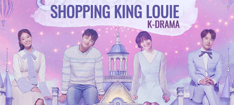 Shopping King Louie – K-Drama