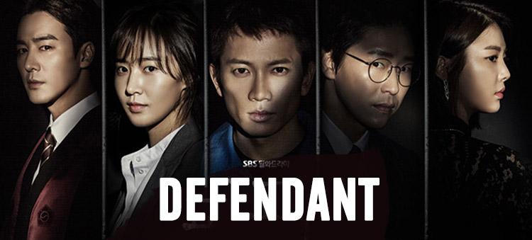 Defendant – K-Drama