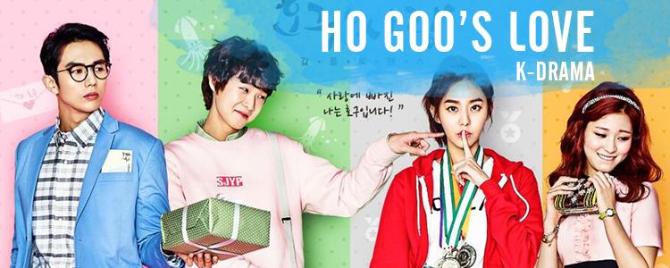 Ho Goo's Love: muito mais que um amor bobo