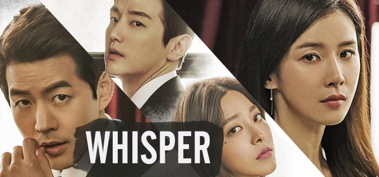 Whisper – K-Drama