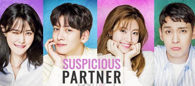Suspicious Partner (Love In Trouble) – K-Drama