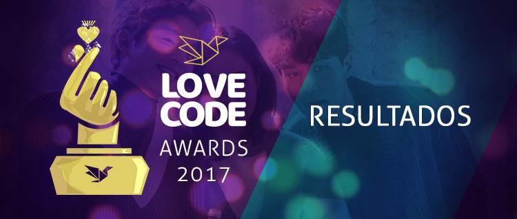 [Resultados] LoveCode Awards 2017