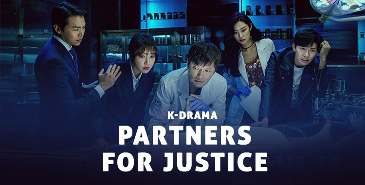 Partners for Justice (Investigation Couple) – K-Drama