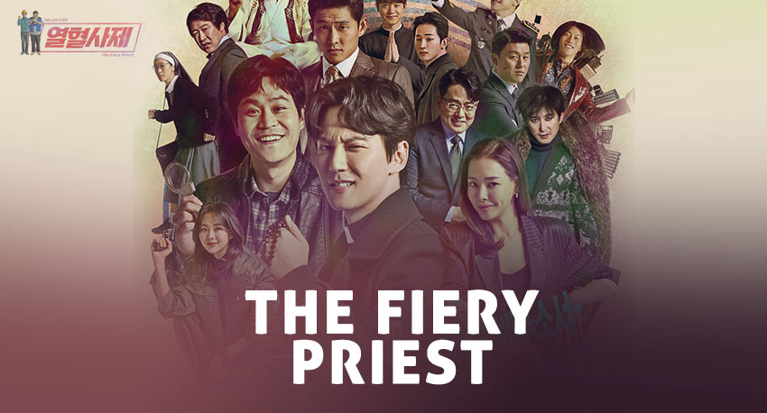 The Fiery Priest – K-Drama