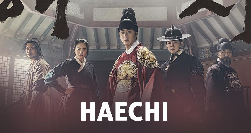 Haechi – K-Drama