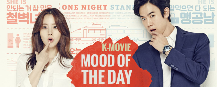 Mood of the Day – K-Movie