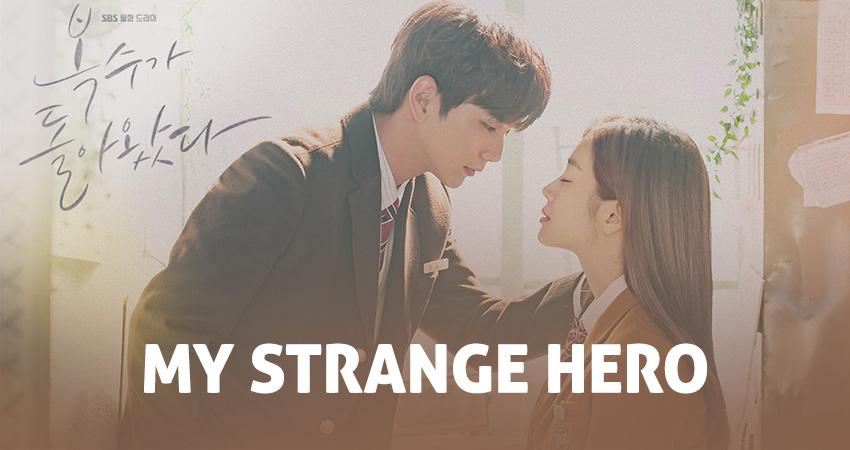 My Strange Hero (Bok Soo is Back) – K-Drama